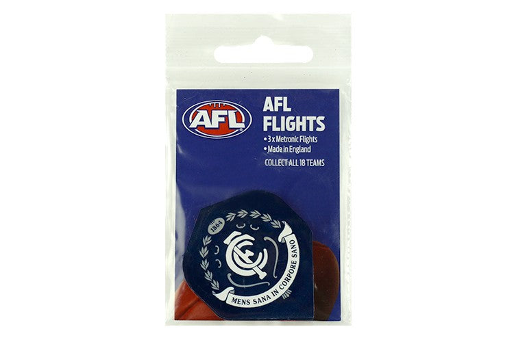 CARLTON AFL DART FLIGHTS