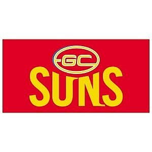 GOLD COAST SUNS FLAG POLE FLAG