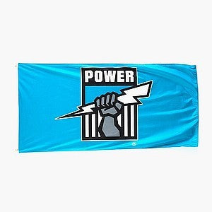 PORT ADELAIDE FLAG POLE FLAG