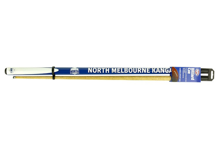 NORTH MELBOURNE EIGHTBALL CUE 2P