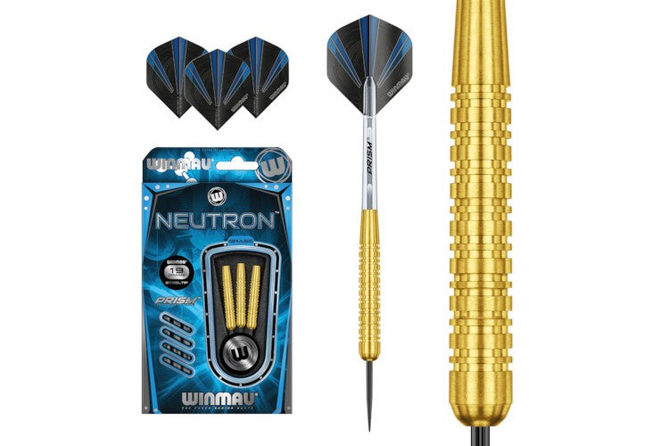 DARTS NEUTRON BRASS