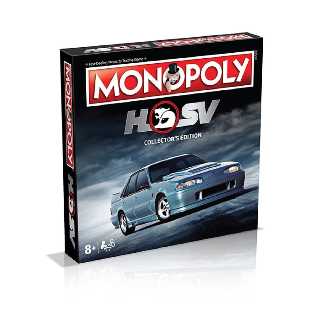 HSV COLLECTOR'S EDITION MONOPOLY