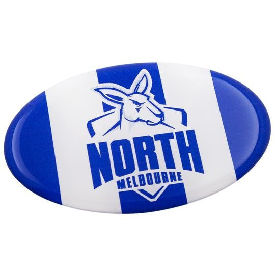 NORTH MELBOURNE LENSED TEAM SUPPORTER LOGO