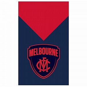 MELBOURNE SUPPORTER FLAG