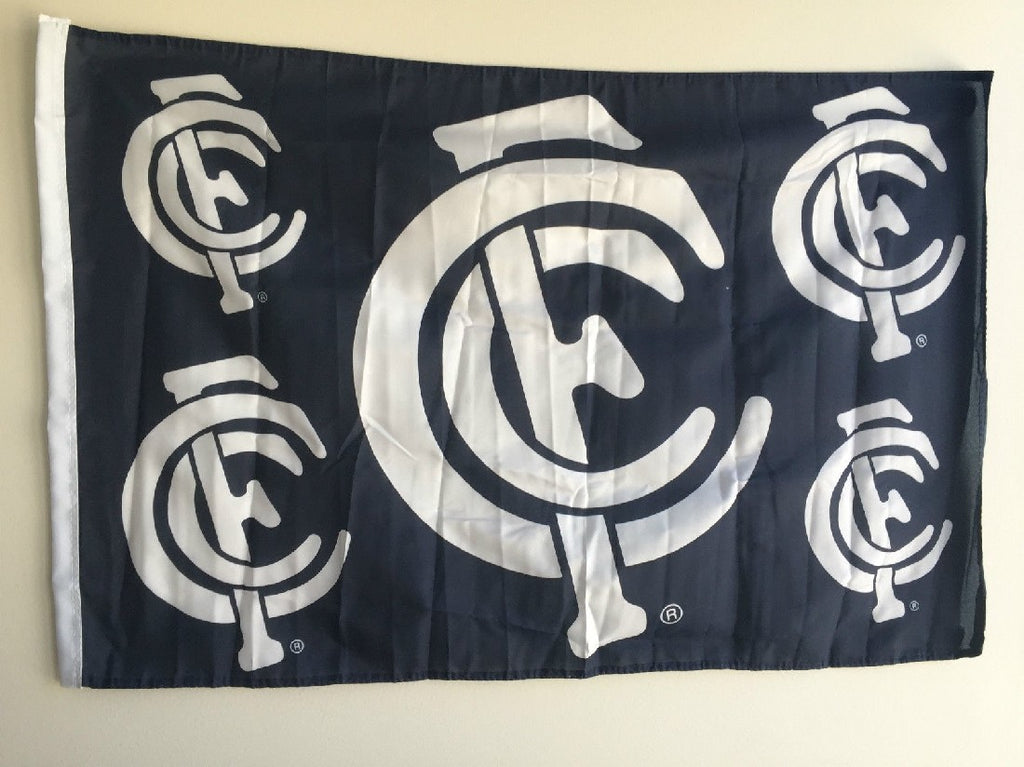 CARLTON LARGE FLAG