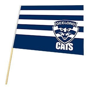 GEELONG LARGE FLAG