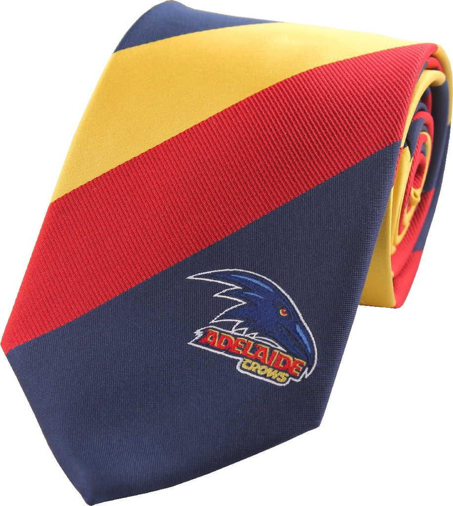 ADELAIDE CROWS NECK TIE