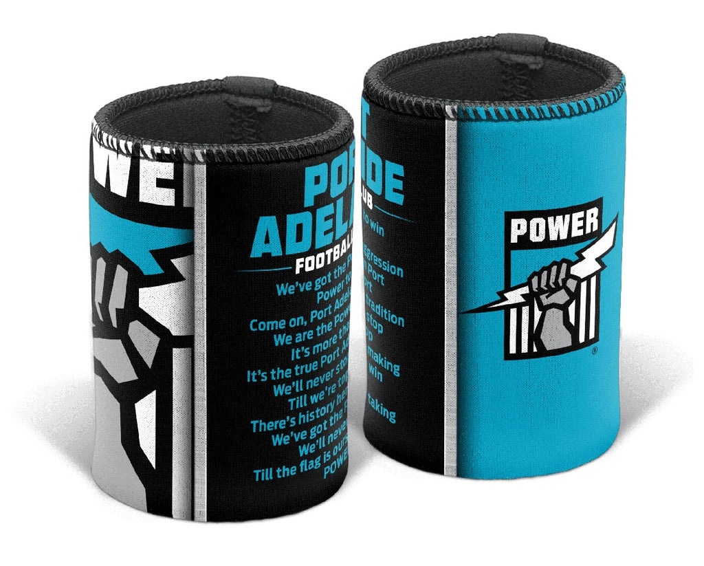 PORT ADELAIDE CAN COOLER