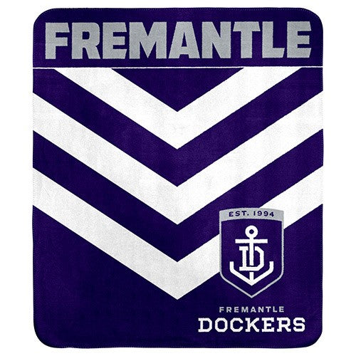 FREMANTLE FLEECE THROW RUG