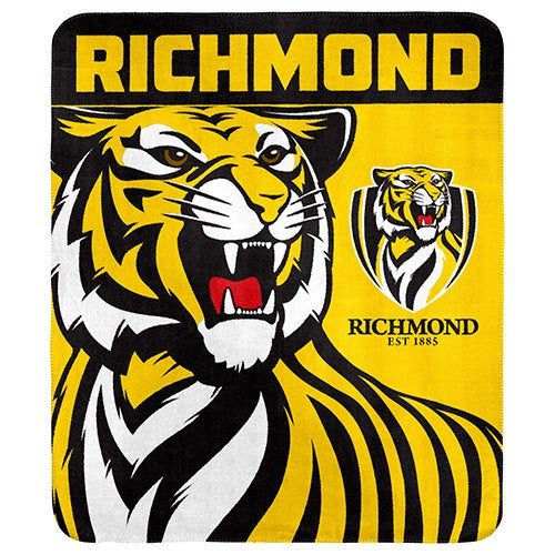 RICHMOND POLAR FLEECE THROW RUG