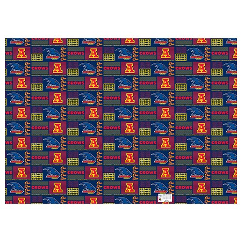 ADELAIDE CROWS WRAPPING PAPER