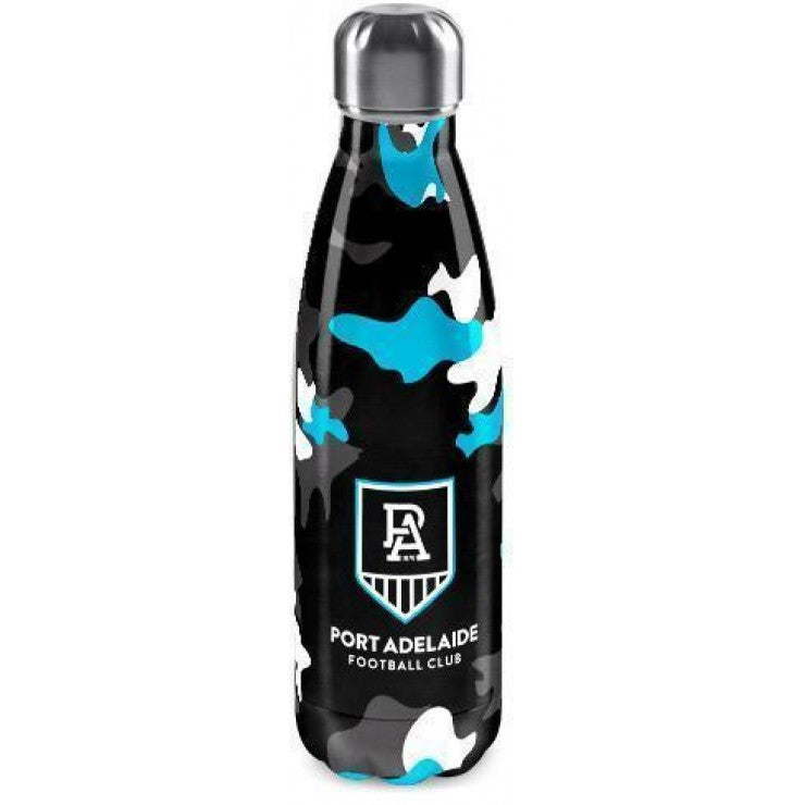 PORT ADELAIDE DOUBLE WALL INSULATED DRINK BOTTLE