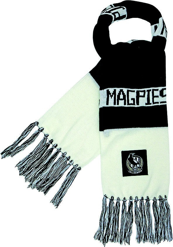 COLLINGWOOD BAR SCARF