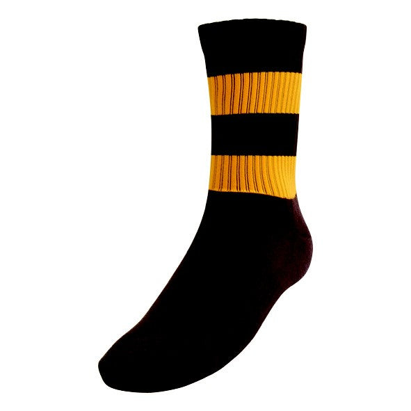HAWTHORN FOOTBALL SOCKS