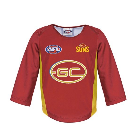 GOLD COAST SUNS INFANT GUERNSEY