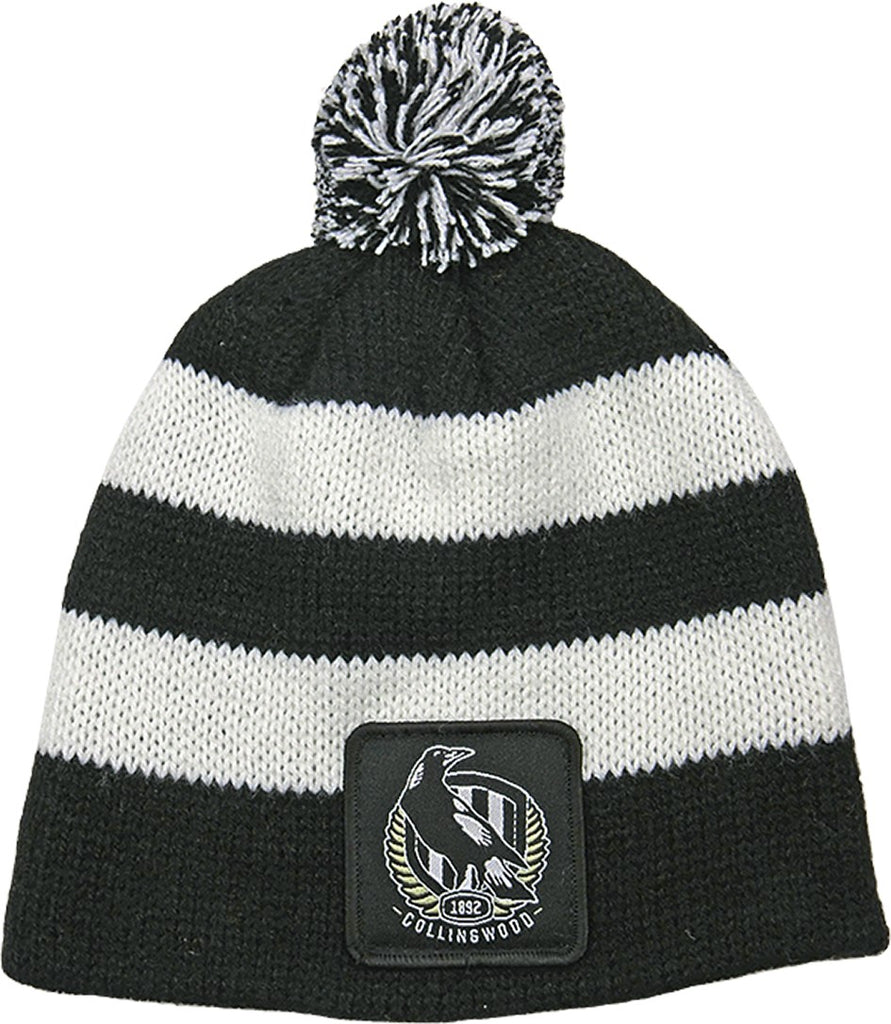 COLLINGWOOD BABY BEANIE