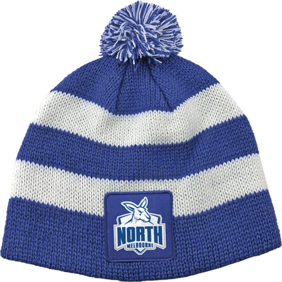 NORTH MELBOURNE BABY BEANIE