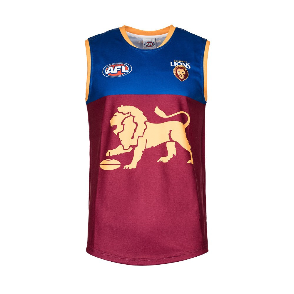 BRISBANE LIONS YOUTH GUERNSEY