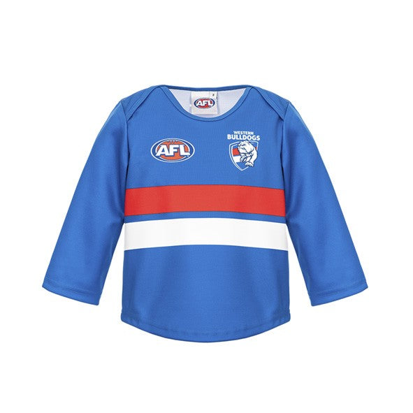WESTERN BULLDOGS INFANT GUERNSEY
