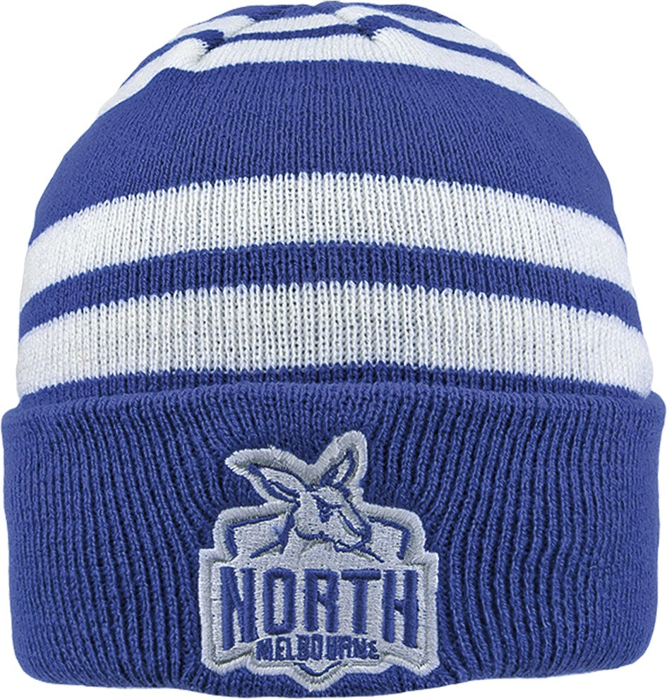NORTH MELBOURNE WOZZA BEANIE