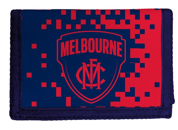 MELBOURNE AFL SUPPOTERS WALLET
