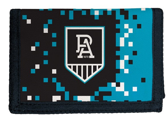 PORT ADELAIDE AFL SUPPORTERS WALLET
