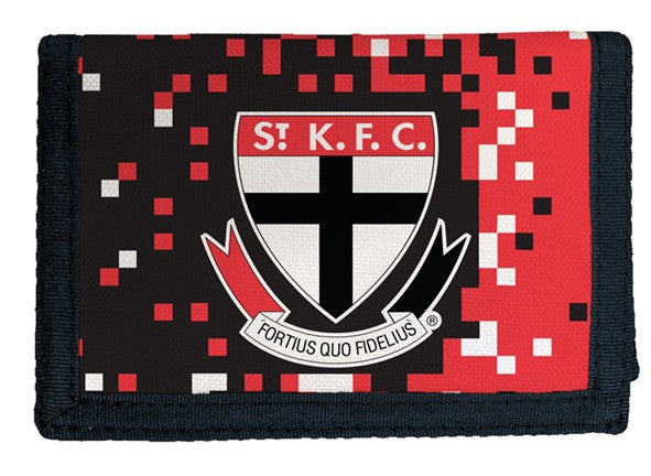 ST KILDA AFL SUPPORTERS WALLET