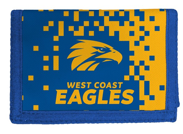 WEST COAST AFL SUPPORTERS WALLET