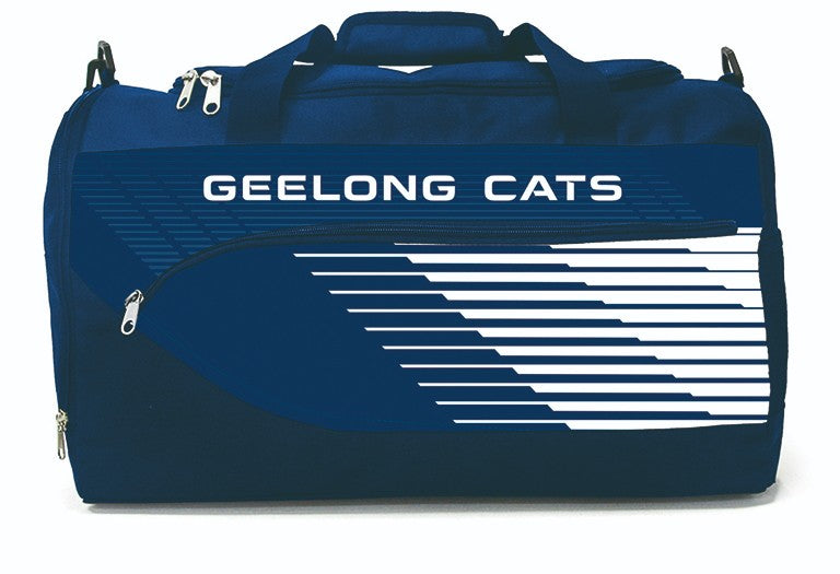 GEELONG BOLT SPORTS BAG
