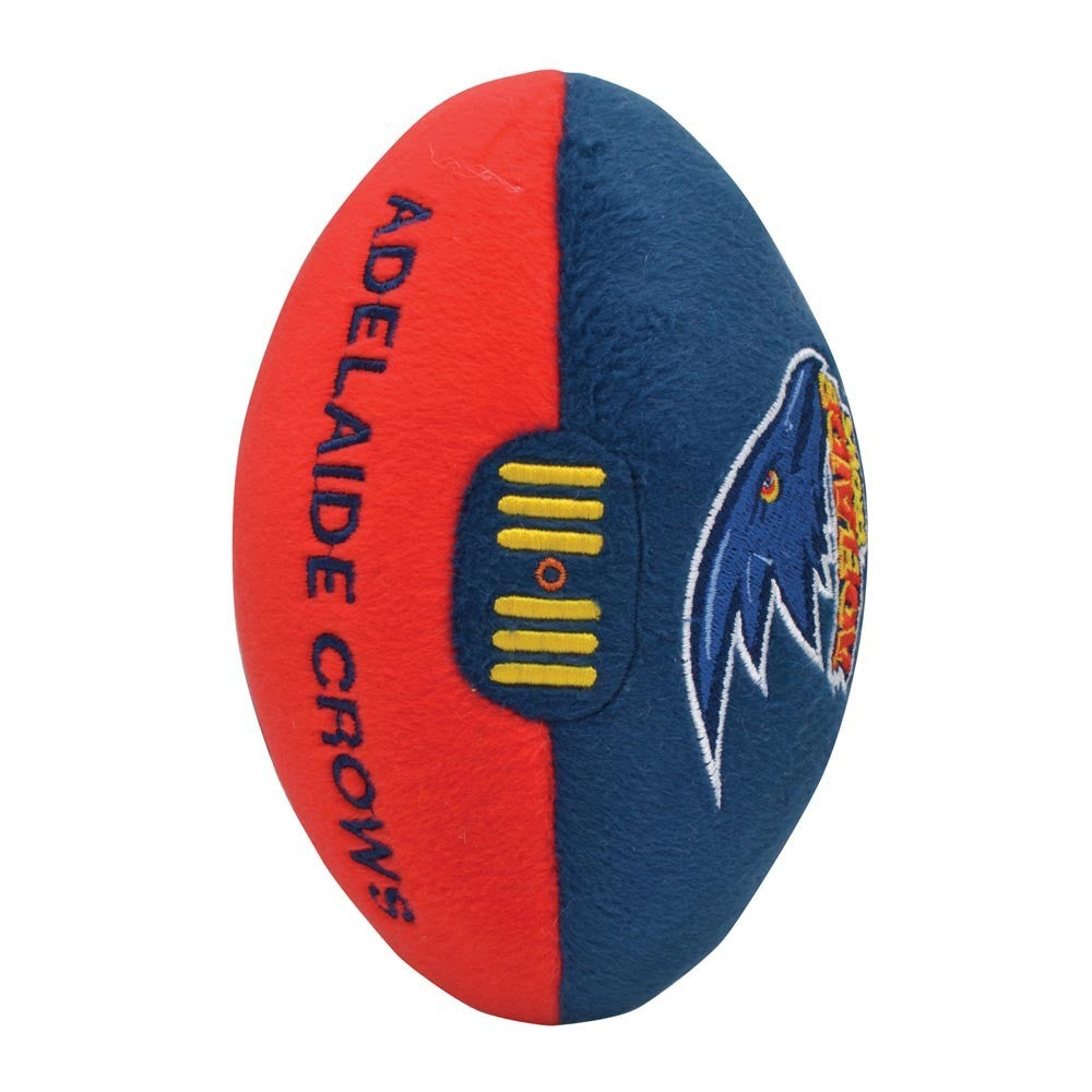 ADELAIDE CROWS PLUSH FOOTY