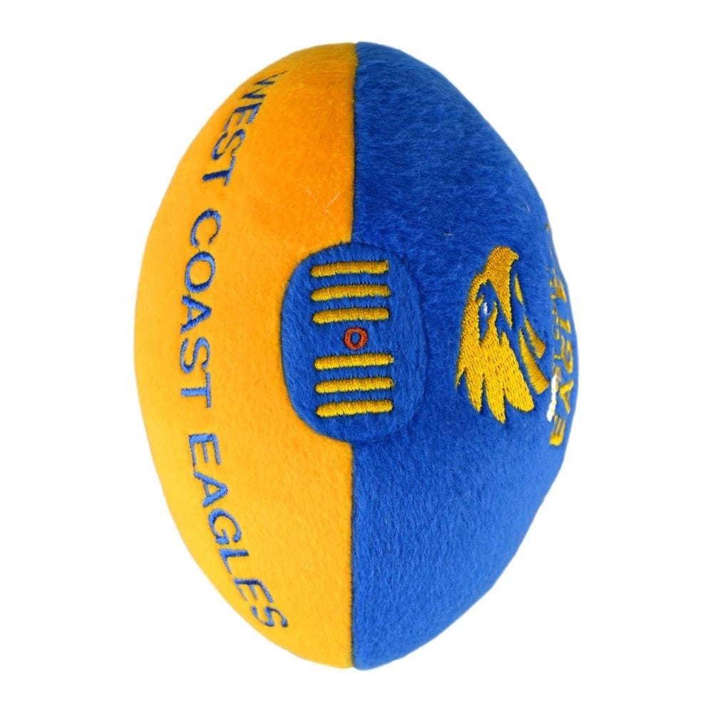 WEST COAST EAGLES PLUSH FOOTY