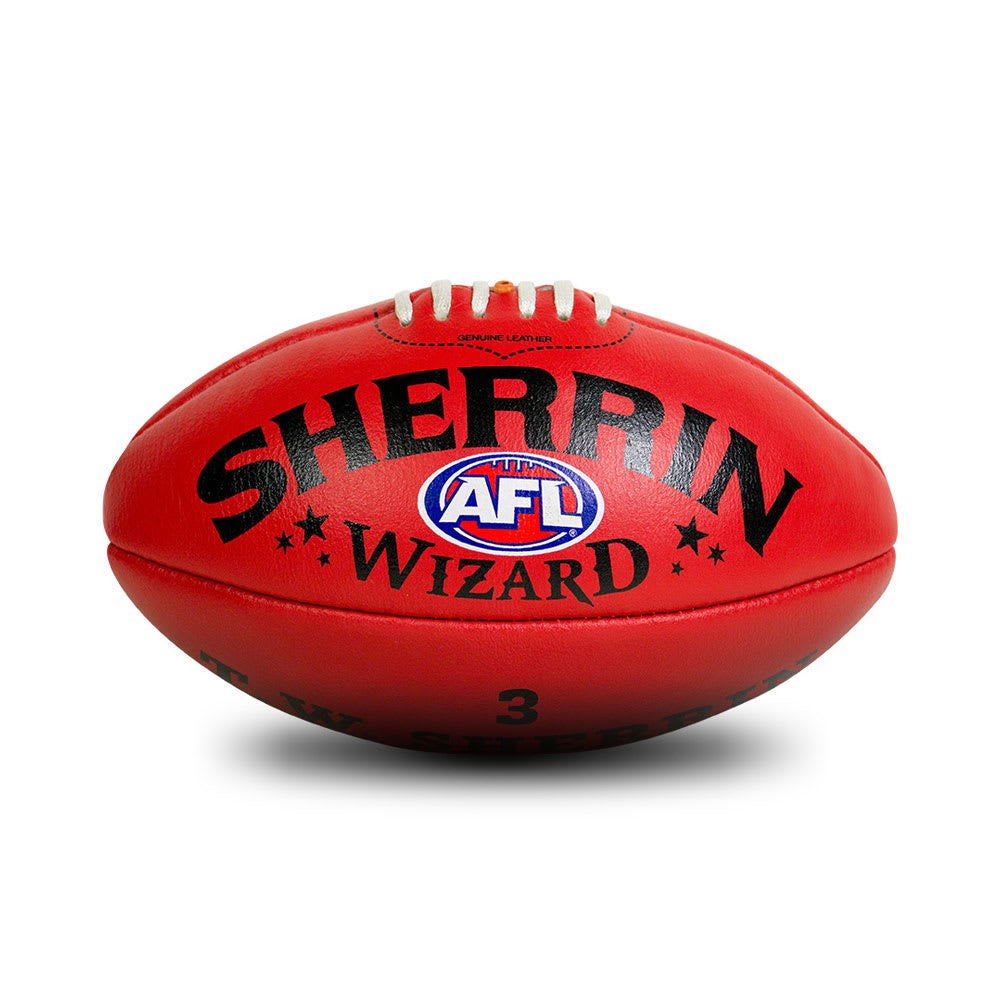 FOOTBALL SHERRIN WIZARD SIZE 3