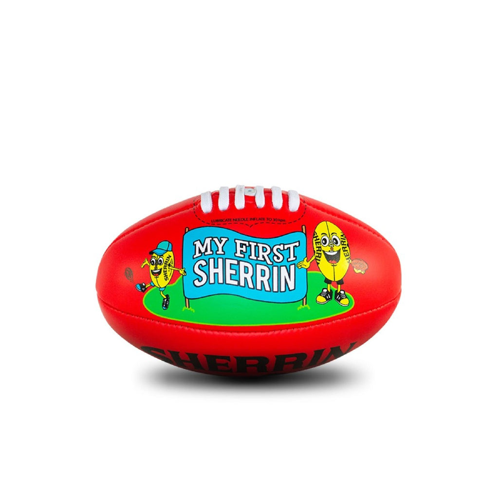 MY FIRST SHERRIN RED