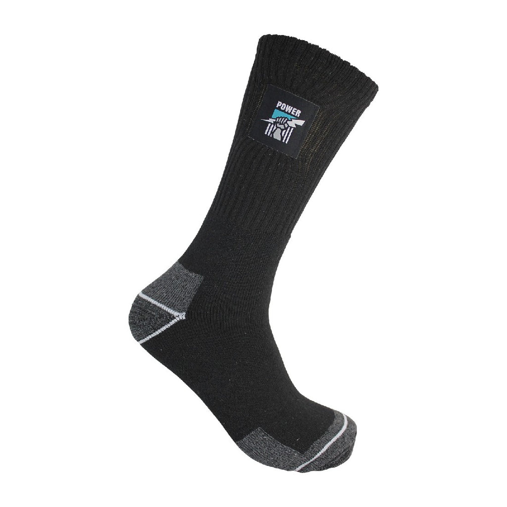 PORT ADELAIDE MENS WORK SOCKS