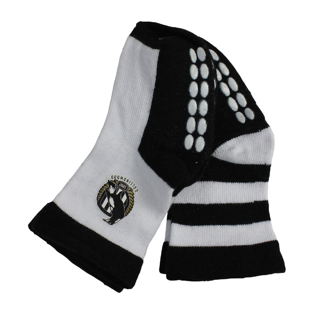 COLLINGWOOD INFANT SOCKS