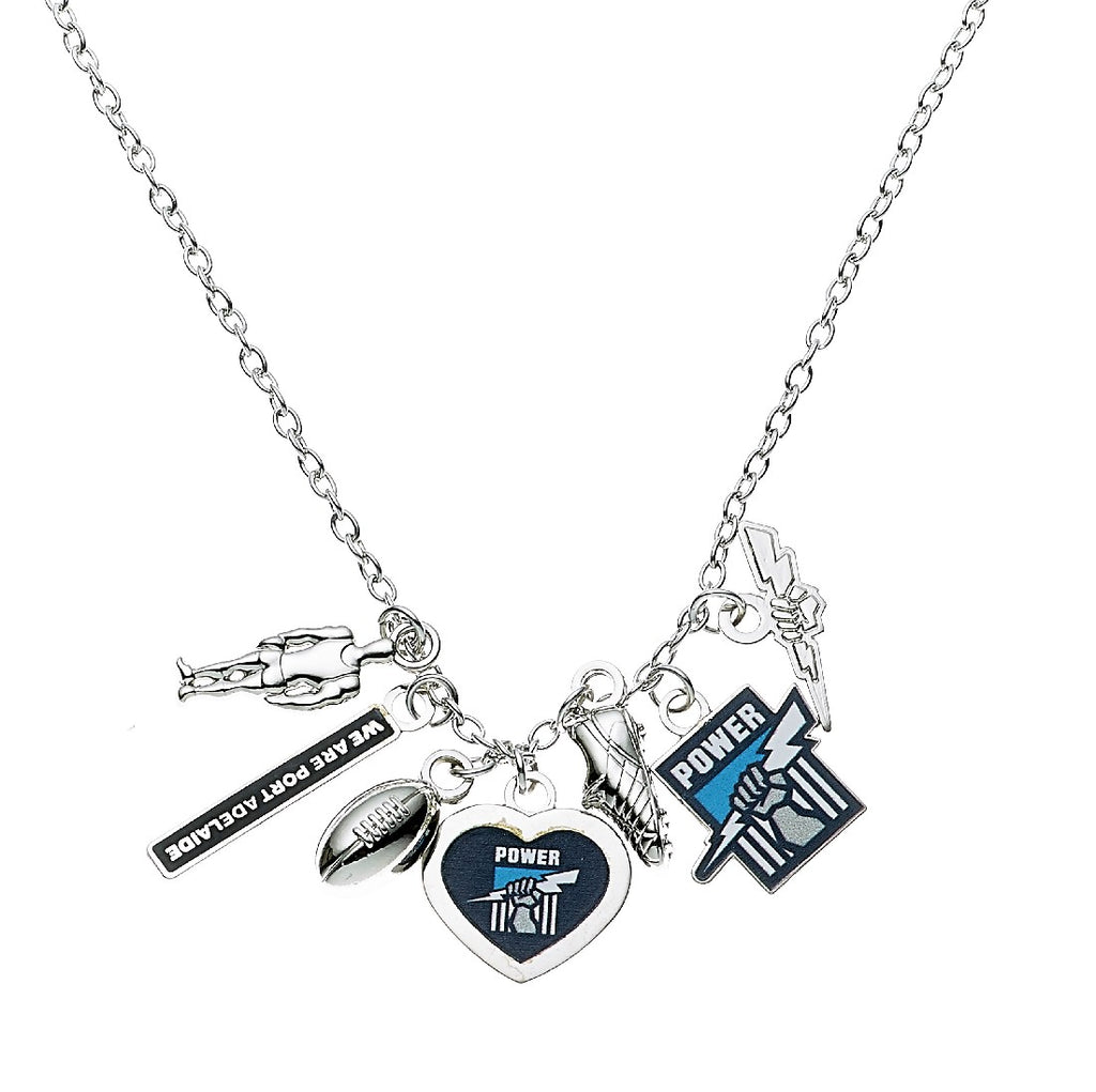 PORT ADELAIDE CHARM NECKLACE