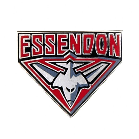 ESSENDON LOGO PIN