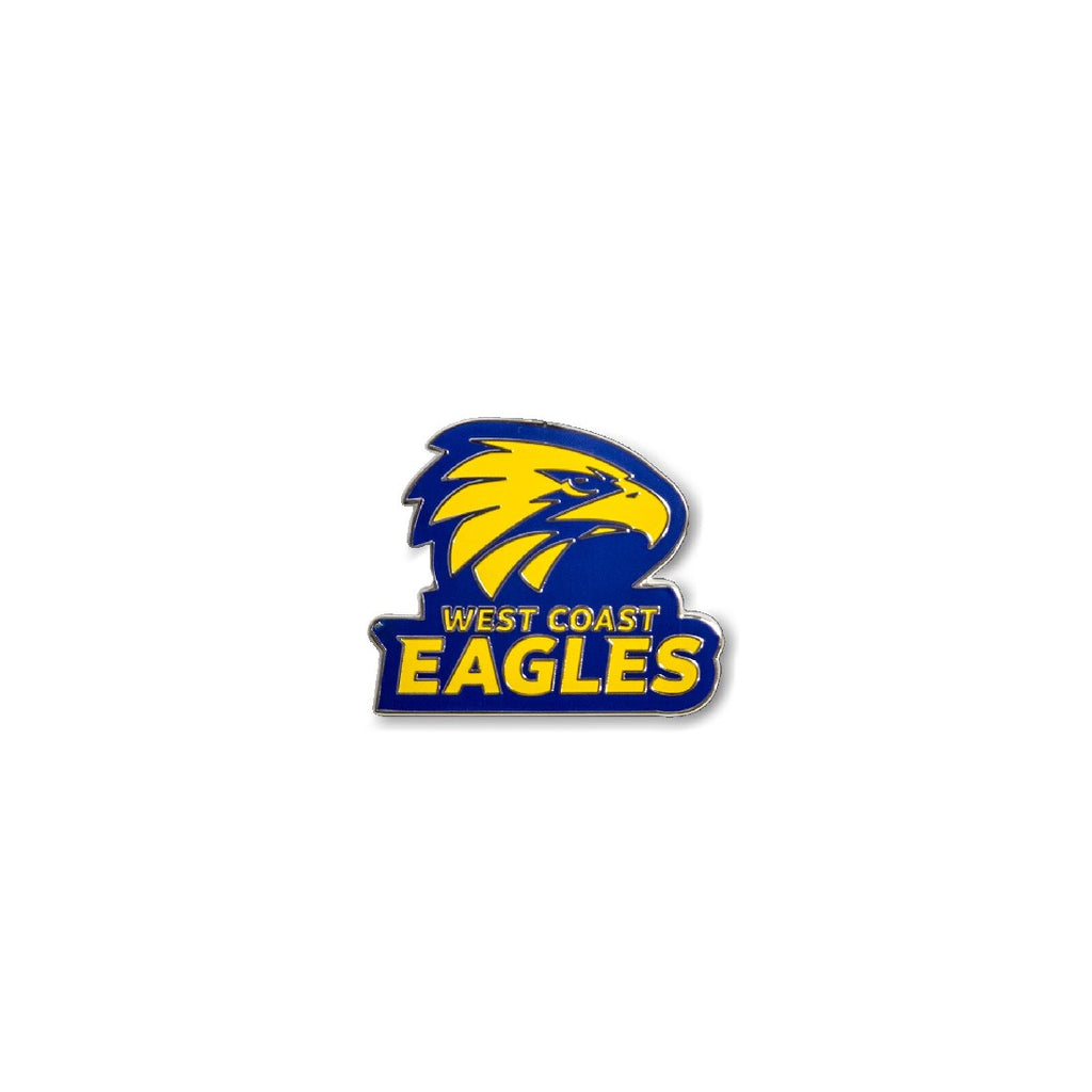 WEST COAST EAGLES LOGO PIN
