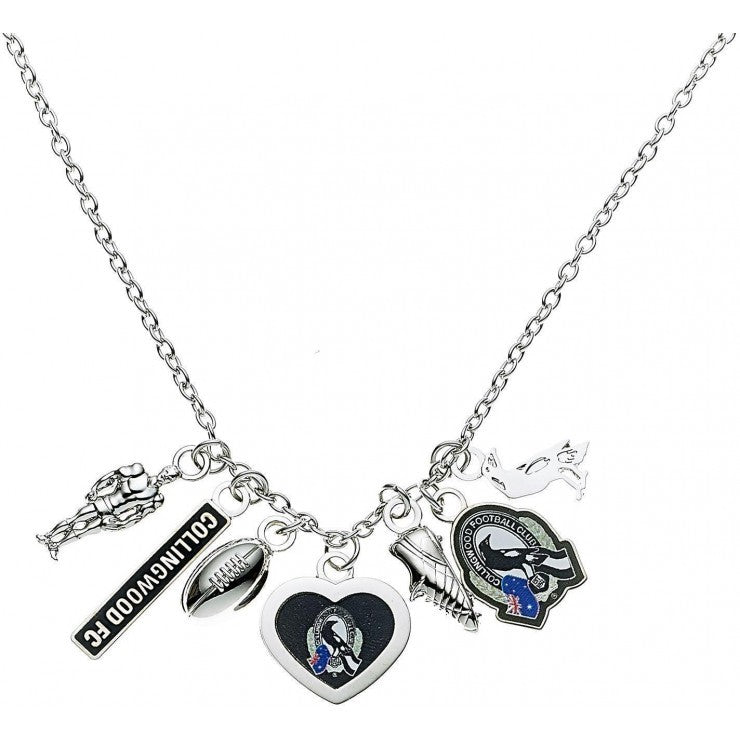 COLLINGWOOD CHARM NECKLACE