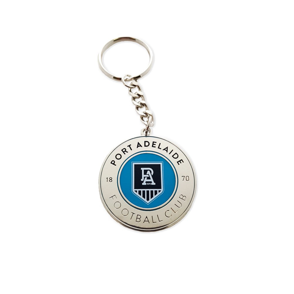 PORT AELAIDE SECONDARY KEY RING