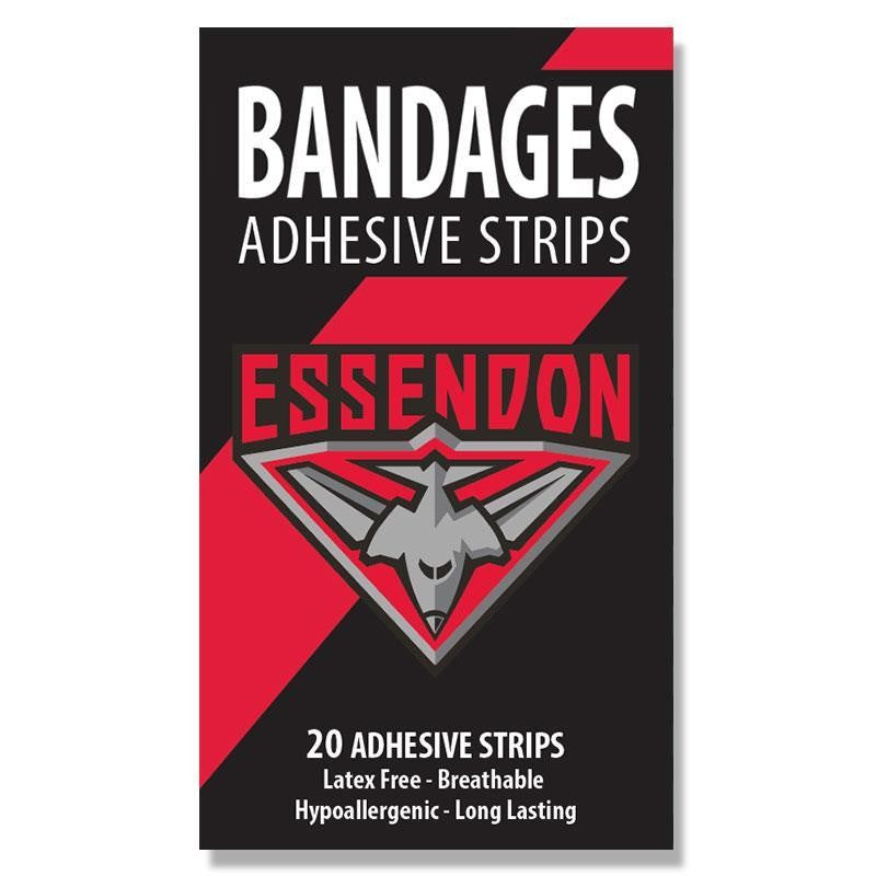 ESSENDON BANDAGES