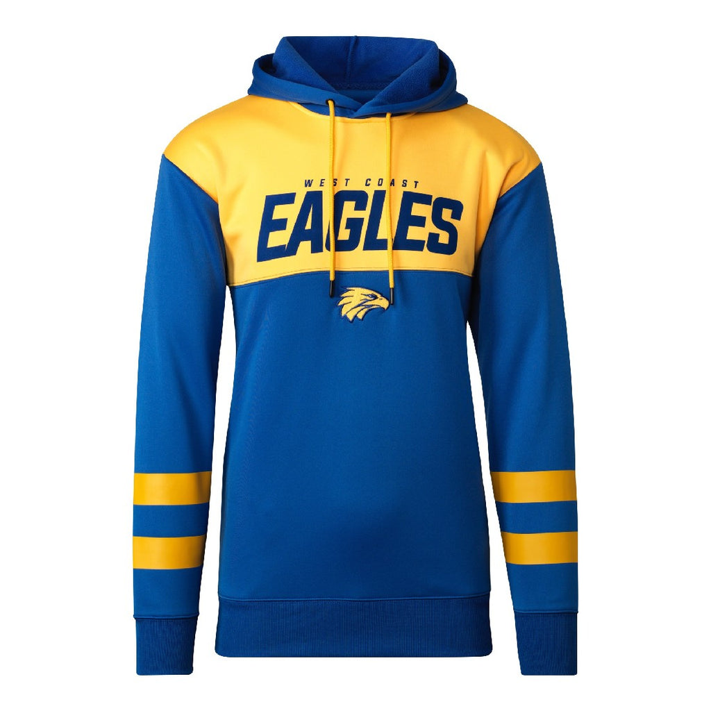 WEST COAST EAGLES MENS ULTRA HOODY