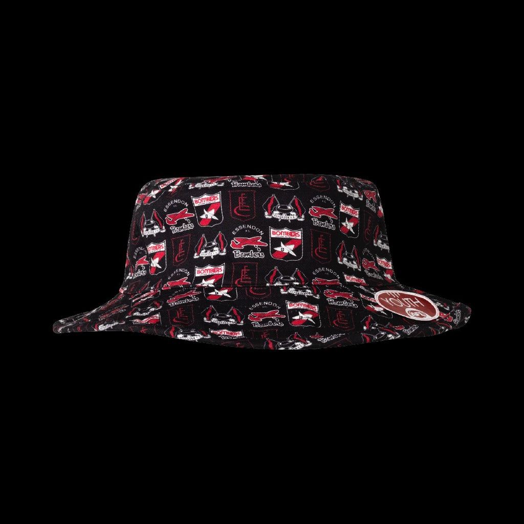 ESSENDON YOUTH BUCKET HAT