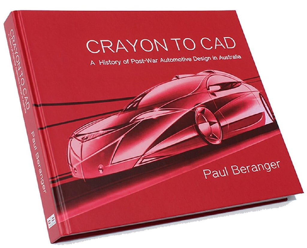 CRAYON TO CAD by PAUL BERANGER