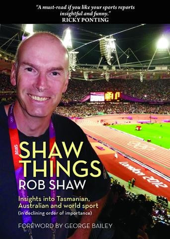 SHAW THING by ROD SHAW