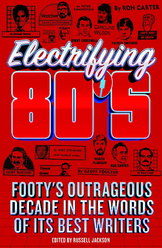 ELECTRIFYING 80S