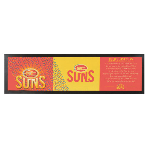 GOLD COAST SUNS BAR RUNNER