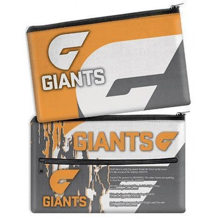 GWS GIANTS SONG PENCIL CASE
