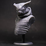 Urban Alien 3D Print Files