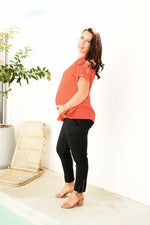 Mary Tapered Pants